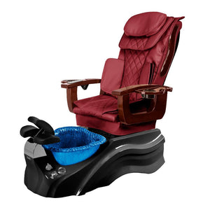 Osaki Pedicure Chair Base Wine / Black / Dark Blue / Without Jet FREE Elina & Vent Primo Base Set