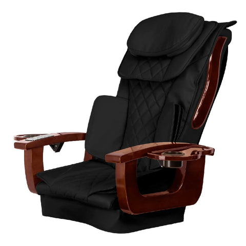 Osaki Pedicure Chairs Black OS-Elina Spa Chair