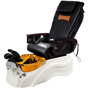 Osaki Pedicure Chairs Black / Primo with Vent White / Amber / With Jet Free OS-OP-06 with Base Set