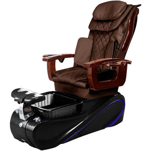 Osaki Pedicure Chairs Brown / Black / Without Jet FREE Elina with Tom Spa Base