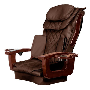 Osaki Pedicure Chairs Brown OS-Elina Spa Chair