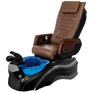 Osaki Pedicure Chairs Capucchino / Primo with Vent Blavk / Blue / With Jet Free OS-OP-05 with Primo Base Set