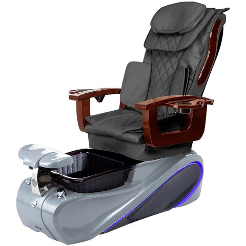 Image of Osaki Pedicure Chairs Grey / Grey / Without Jet FREE Elina with Tom Spa Base