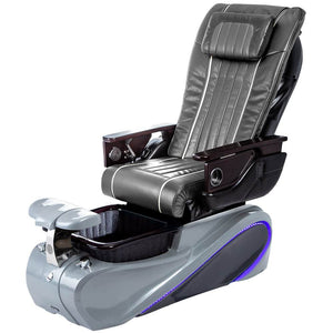Osaki Pedicure Chairs Pewter / Grey / Without Jet FREE OS-OP-04 with TomSpa