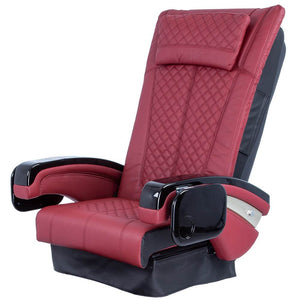 Osaki Pedicure Chairs Red Lulu Chair Only