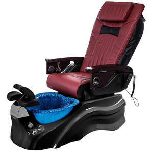 Osaki Pedicure Chairs Red / Primo with Vent Black / Blue / With Jet Free OS-OP-06 with Base Set