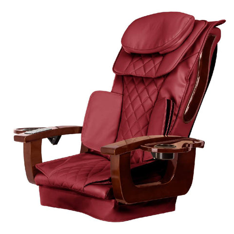 Osaki Pedicure Chairs Wine OS-Elina Spa Chair