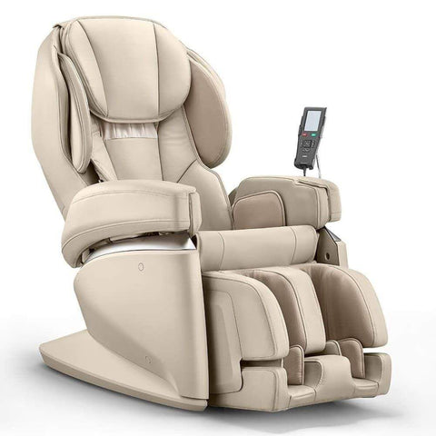 Image of SYNCA Massage Chair Beige / FREE - Curbside Delivery Synca JP110 4D Massage Chair
