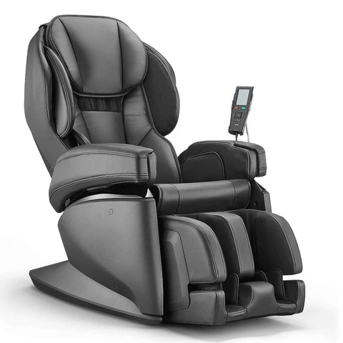 SYNCA Massage Chair Black / FREE - Curbside Delivery Synca JP110 4D Massage Chair