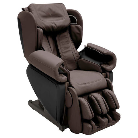 Image of SYNCA Massage Chair Brown / FREE - Curbside Delivery Synca Kangra 4D Massage Chair
