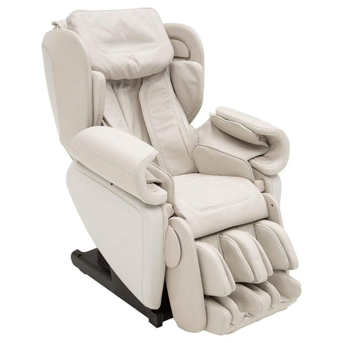 Image of SYNCA Massage Chair White / FREE - Curbside Delivery Synca Kangra 4D Massage Chair
