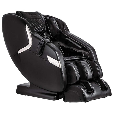 Titan Massage Chair Black / Curbside Delivery-Free / 1 Year(Parts/Labor)2&3 Year(Part Only)-Free Titan Luca V Massage Chair