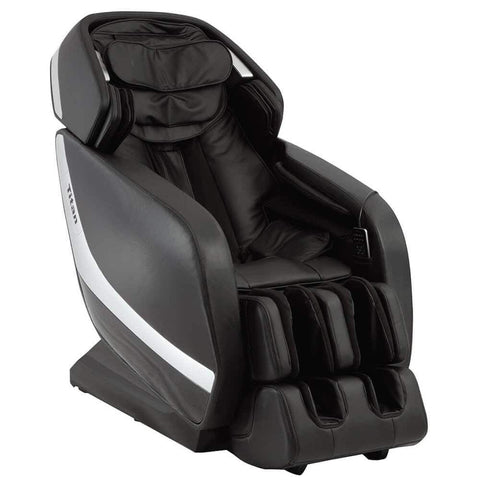 Image of Titan Massage Chair Black / Free - Curbside Delivery / 1 Year Extended (Parts/Labor) +$149.00 Titan Pro Jupiter XL Massage Chair