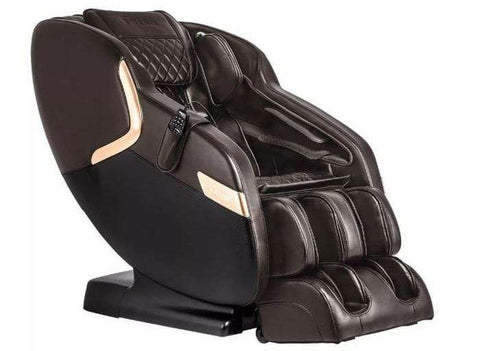 Titan Massage Chair Brown / Curbside Delivery-Free / 1 Year(Parts/Labor)2&3 Year(Part Only)-Free Titan Luca V Massage Chair