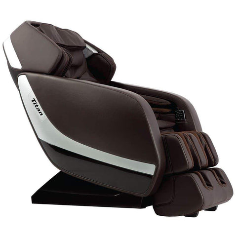 Image of Titan Massage Chair Brown / Free - Curbside Delivery / 1 Year Extended (Parts/Labor) +$149.00 Titan Pro Jupiter XL Massage Chair
