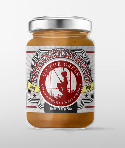 Famous Cranberry Mustard