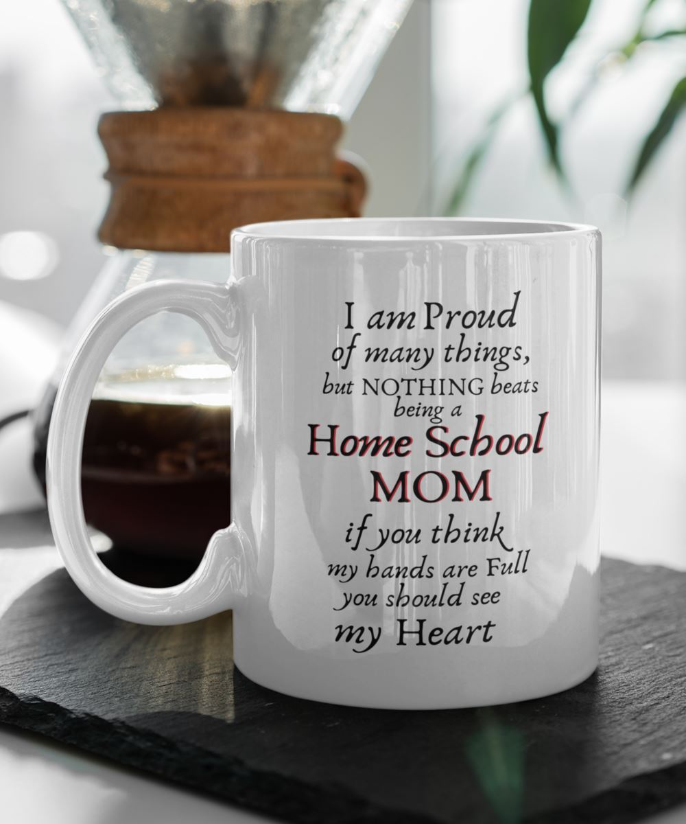 Taza especial para Home School Mom Coffee Mug Regalos.Gifts
