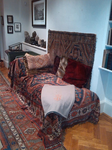 Freud Museum psychoanalytic couch