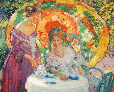 Richard Miller Afternoon Tea