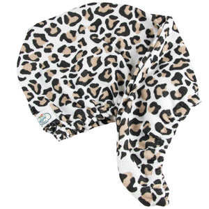 Leopard Hair Turban