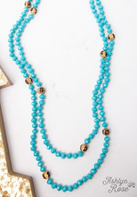 Load image into Gallery viewer, Curious Crystals Beadded Necklace (Multiple Colors)