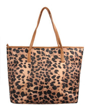 Load image into Gallery viewer, The Lacey Leopard Purse