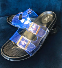 Load image into Gallery viewer, Adjustable Rubber Sandals (Multiple Colors)