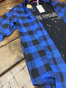 The Standard Plaid Flannel (Multiple Color Options)