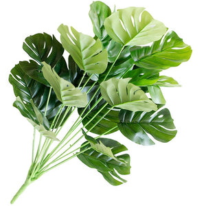 Green Turtle Leaf Stems