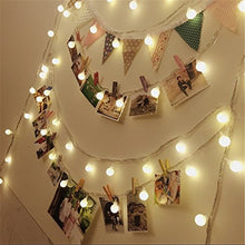 Load image into Gallery viewer, Fairy Garland LED Ball String Lights