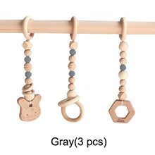 Load image into Gallery viewer, Wooden Frame Baby Play Set