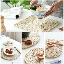 Load image into Gallery viewer, Woven Dining Table Mat