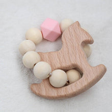 Load image into Gallery viewer, Animals Shape Wooden Beads