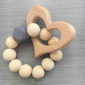 Animals Shape Wooden Beads