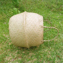 Load image into Gallery viewer, Rattan Straw Basket