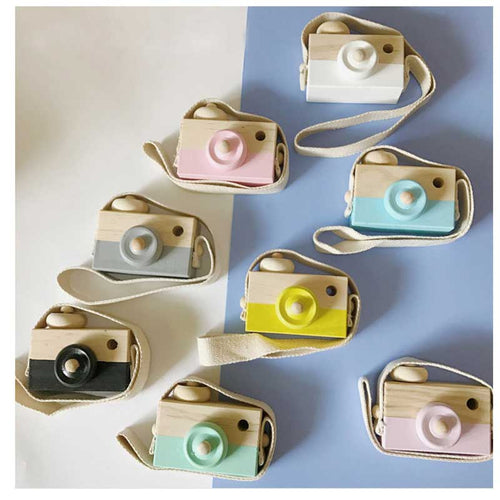 Decorative Camera Toy for Kids Room Decor