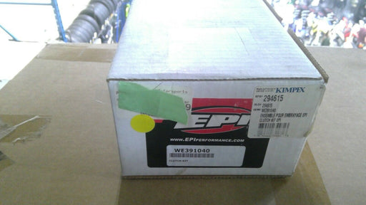EPI Performance Clutch Kit WE391040 - 294615 - Motolifestyle