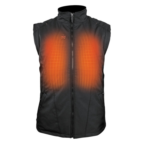 N Mobile Warming Dual Power Heated Vest - Motolifestyle