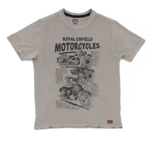 Royal Enfield The Past T Tee - Motolifestyle