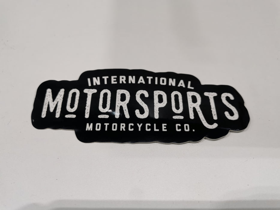 Internationalmotorsports Sticker - Motolifestyle