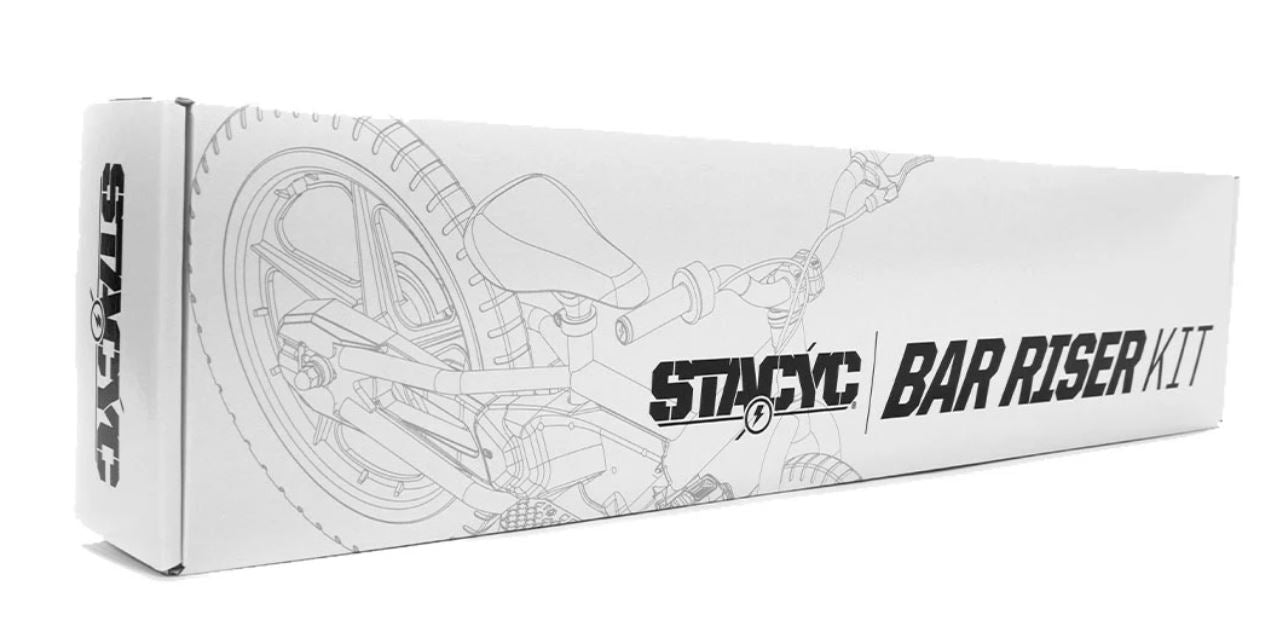 STACYC Bar Riser Kit - Motolifestyle