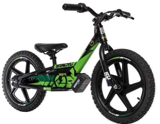 STACYC Graphic Kit - Electrify 2.0 Green - Motolifestyle
