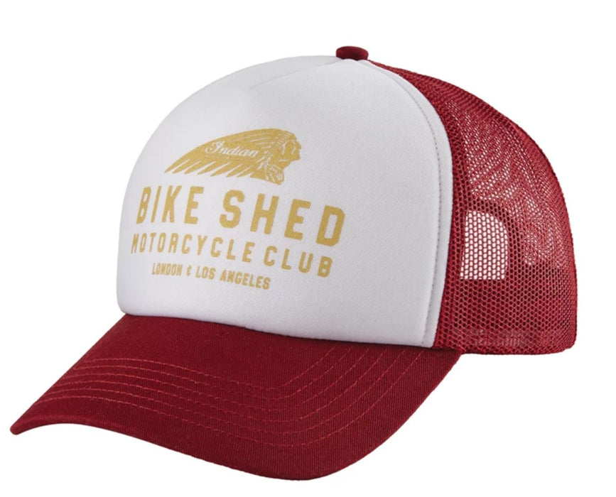 Indian Motorcycle BSMC x Indian Motorcycle Foam Hat - Motolifestyle