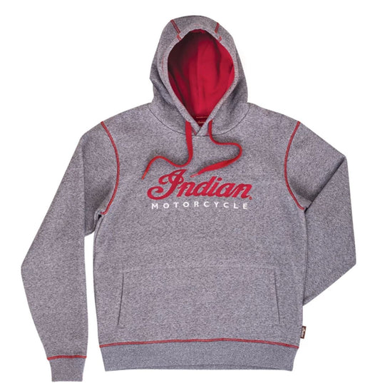 Indian Motorcycle Men's Logo Hoodie Sweatshirt - Motolifestyle