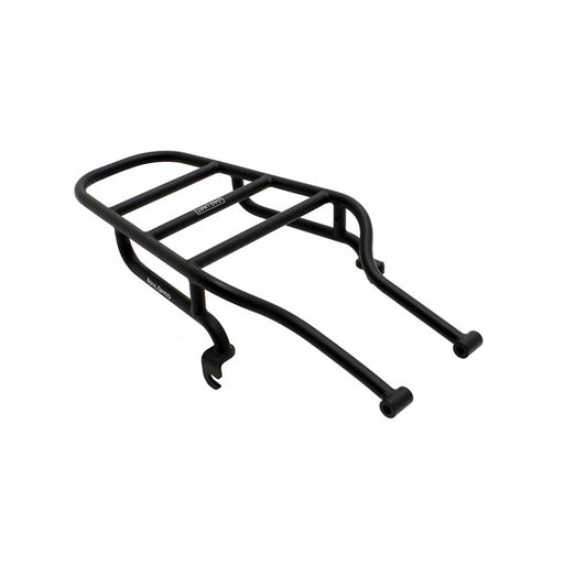 Royal Enfield Rear Luggage Rack - Black - Motolifestyle