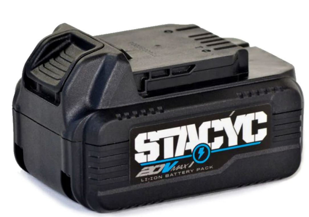 STACYC 20VMAX 5AH Battery - Motolifestyle