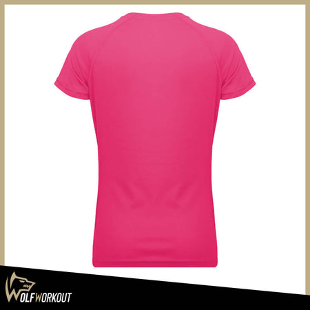 T-Shirt Sport Col V (9 coloris)