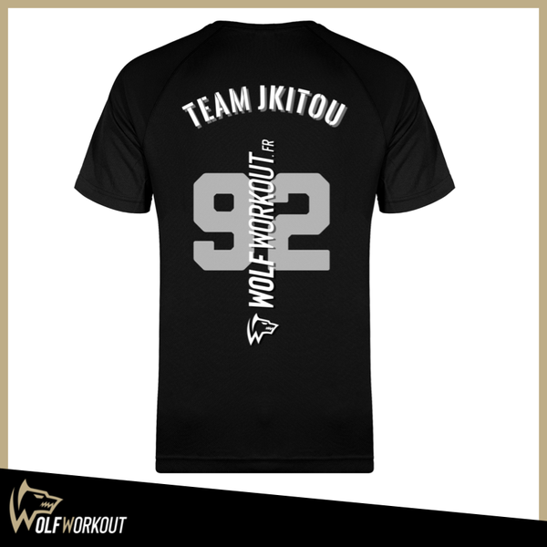 TEAM JKITOU STAFF By WolfWorkout