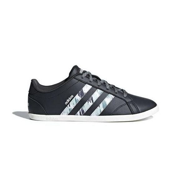 Chaussures casual femme Adidas Coneo QT Noir