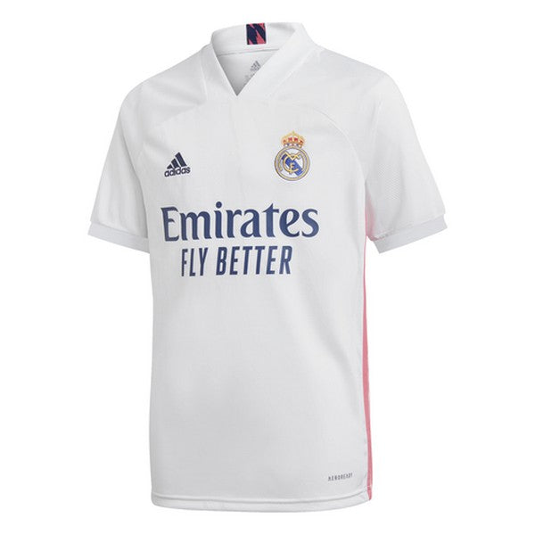 T-shirt de foot Real Madrid Adidas H JSY Y Enfant